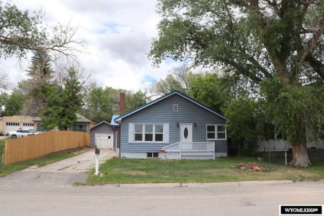 1026 7th Street, Rawlins, WY 82301 (MLS #20193349) :: Real Estate Leaders