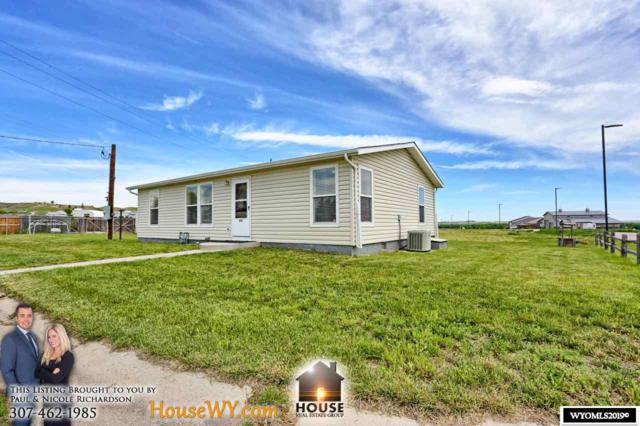 602 6th Street, Glendo, WY 82213 (MLS #20193351) :: RE/MAX The Group