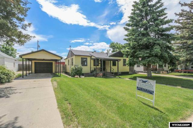 1804 Westridge Circle, Casper, WY 82601 (MLS #20193355) :: Lisa Burridge & Associates Real Estate