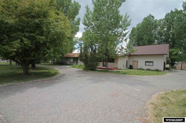 255 Cathedral, Riverton, WY 82501 (MLS #20193359) :: Lisa Burridge & Associates Real Estate