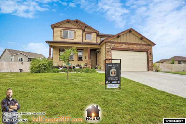 4330 April Court, Casper, WY 82609 (MLS #20193363) :: Lisa Burridge & Associates Real Estate