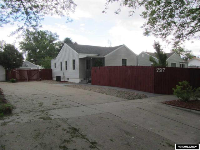 727 S 5th Street, Douglas, WY 82633 (MLS #20193365) :: Lisa Burridge & Associates Real Estate