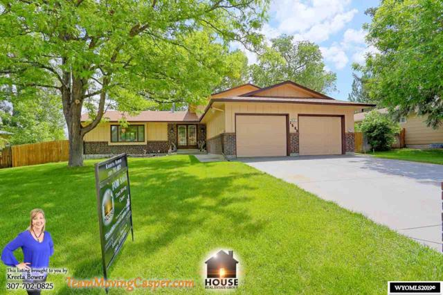 1583 Kelly Drive, Casper, WY 82609 (MLS #20193366) :: Lisa Burridge & Associates Real Estate