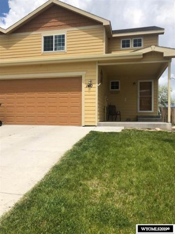 1410 Meadow Lane, Douglas, WY 82633 (MLS #20193368) :: Real Estate Leaders