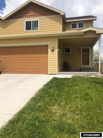 1410 Meadow Lane, Douglas, WY 82633 (MLS #20193368) :: Lisa Burridge & Associates Real Estate
