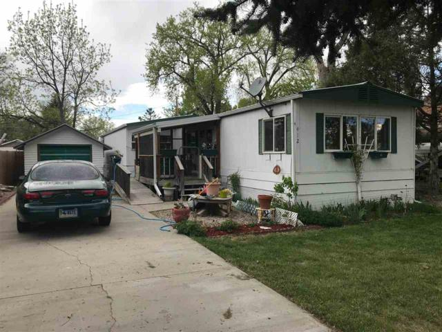 412 Freimuth Avenue, Lingle, WY 82223 (MLS #20193369) :: Lisa Burridge & Associates Real Estate