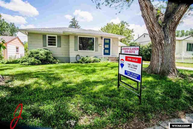 2607 Hanway, Casper, WY 82604 (MLS #20193370) :: Lisa Burridge & Associates Real Estate