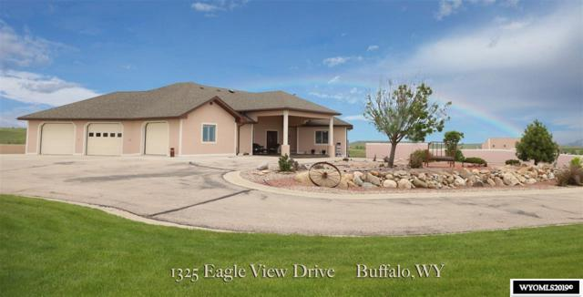 1325 Eagle View Drive, Buffalo, WY 82834 (MLS #20193372) :: RE/MAX The Group