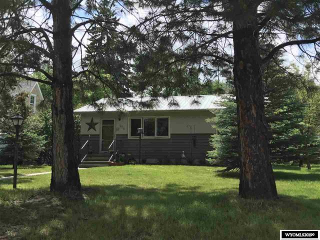 536 N Adams Avenue, Buffalo, WY 82834 (MLS #20193374) :: Lisa Burridge & Associates Real Estate
