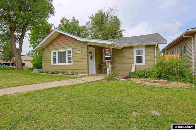 542 S Jackson Street, Casper, WY 82601 (MLS #20193376) :: RE/MAX The Group