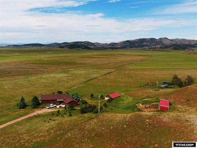 10848 Ridge Road, Fort Laramie, WY 82212 (MLS #20193378) :: RE/MAX The Group
