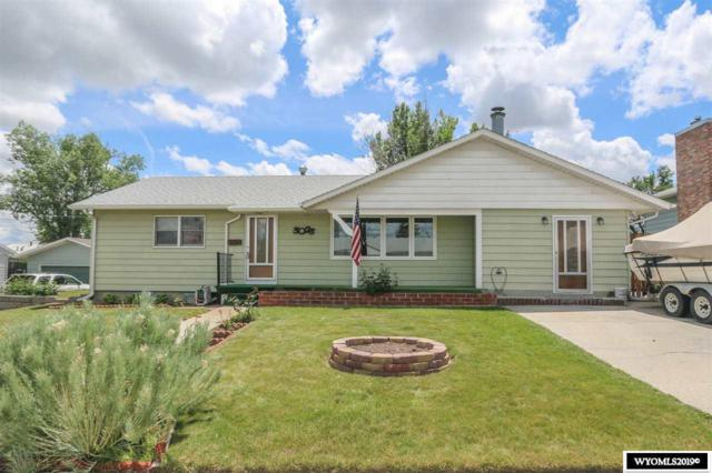 3025 E 1st Street, Casper, WY 82609 (MLS #20193381) :: Lisa Burridge & Associates Real Estate