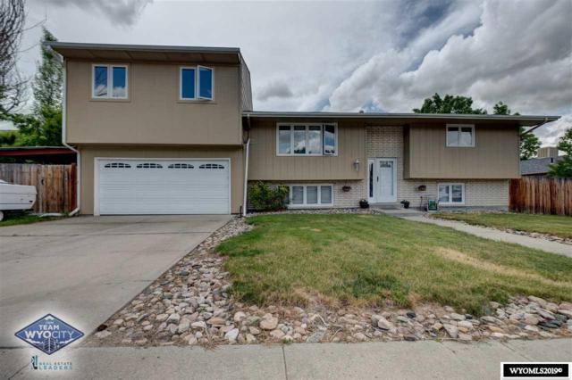 650 Long Lane, Casper, WY 82609 (MLS #20193385) :: Lisa Burridge & Associates Real Estate