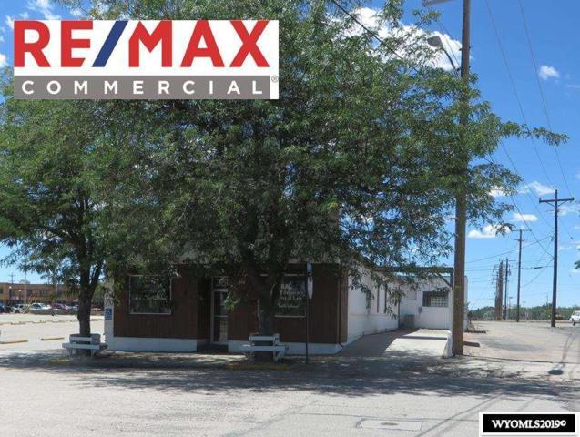 356 N Wolcott, Casper, WY 82601 (MLS #20193389) :: RE/MAX The Group