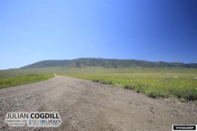 Week Creek Road, Casper, WY 82609 (MLS #20193398) :: RE/MAX The Group