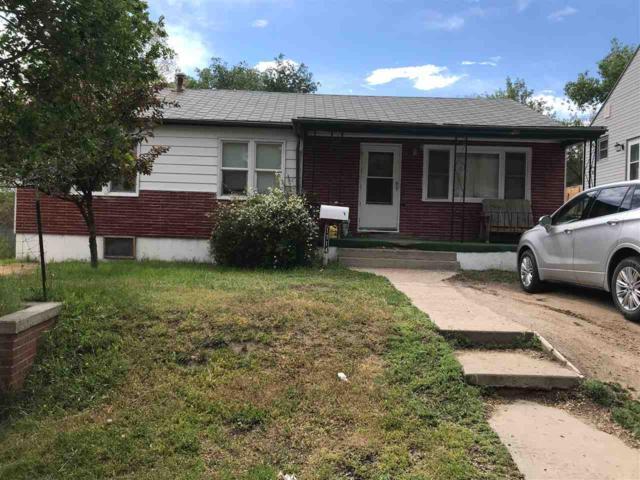 1114 9th Street, Rawlins, WY 82301 (MLS #20193401) :: Real Estate Leaders