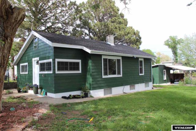 1019 11th Street, Rawlins, WY 82301 (MLS #20193405) :: Real Estate Leaders