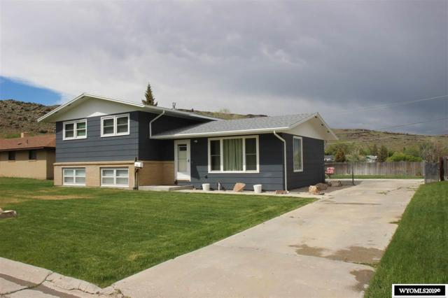 925 Mountain View Boulevard, Rawlins, WY 82301 (MLS #20193410) :: Real Estate Leaders
