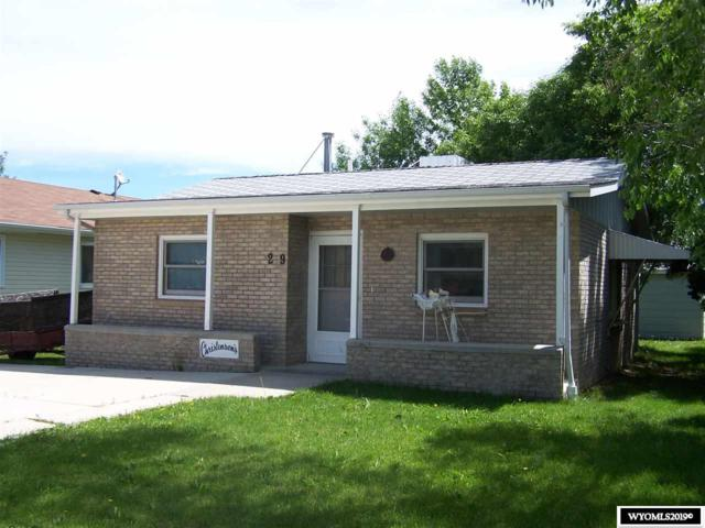 29 N Desmet Avenue, Buffalo, WY 82834 (MLS #20193411) :: RE/MAX The Group