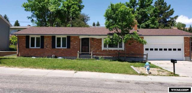 2340 Brentwood Drive, Casper, WY 82604 (MLS #20193423) :: RE/MAX The Group