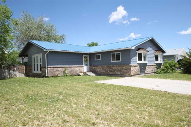 1602 E Sunset Drive, Riverton, WY 82501 (MLS #20193425) :: Real Estate Leaders