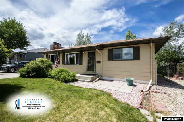 2216 S Washington Street, Casper, WY 82601 (MLS #20193426) :: RE/MAX The Group
