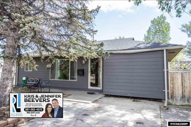 121 S Colorado Avenue, Casper, WY 82609 (MLS #20193428) :: Real Estate Leaders