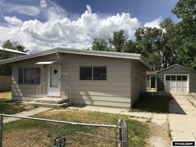 1934 Burlington Avenue, Casper, WY 82601 (MLS #20193434) :: Real Estate Leaders