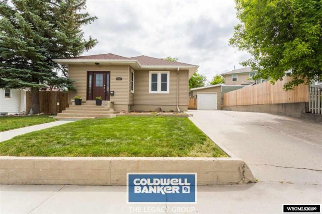 531 S Beech, Casper, WY 82601 (MLS #20193435) :: Real Estate Leaders