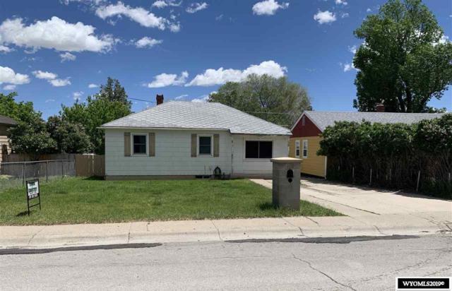 229 11th Street, Rawlins, WY 82301 (MLS #20193446) :: Real Estate Leaders