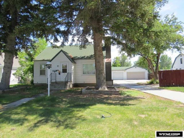 515 E Adams Avenue, Riverton, WY 82501 (MLS #20193455) :: Real Estate Leaders