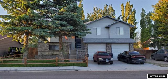 1645 E Teton Blvd, Green River, WY 82931 (MLS #20193457) :: Real Estate Leaders