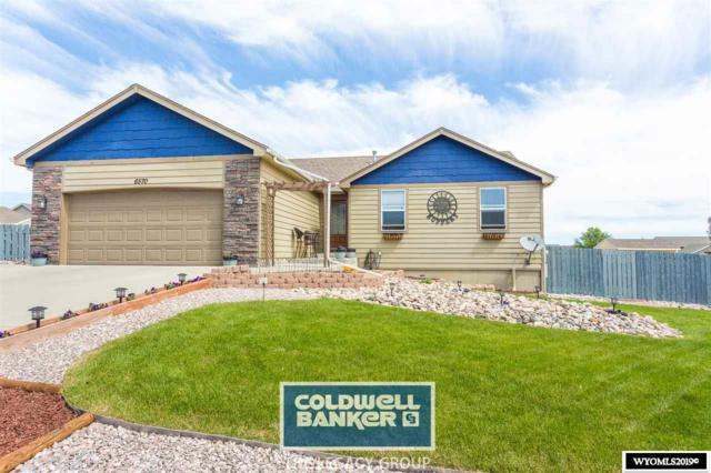 6570 South Springs Road Road, Casper, WY 82604 (MLS #20193460) :: Real Estate Leaders