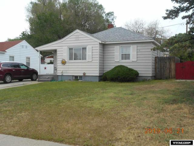 230 E Jeffers Street, Rawlins, WY 82301 (MLS #20193464) :: Real Estate Leaders