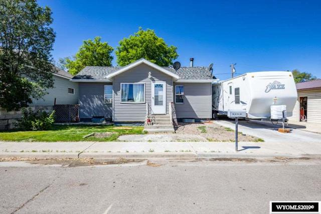 524 4TH AVE W Avenue, Rock Springs, WY 82901 (MLS #20193471) :: Real Estate Leaders