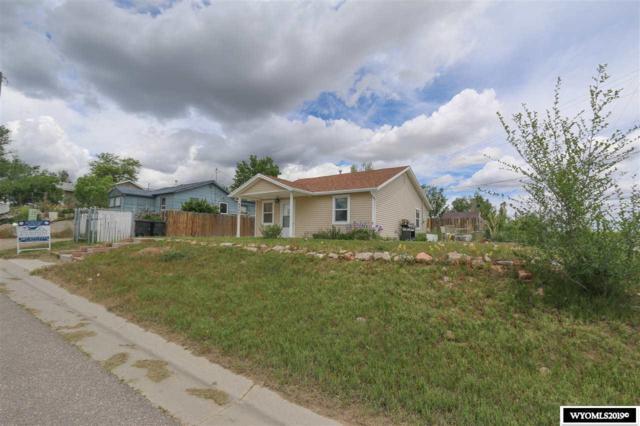 4260 Dodge Street, Mills, WY 82604 (MLS #20193480) :: Real Estate Leaders