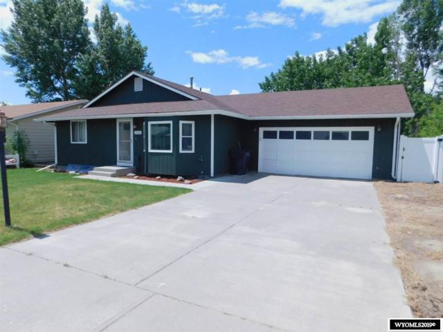 2166 Lilac Street, Casper, WY 82604 (MLS #20193485) :: Real Estate Leaders