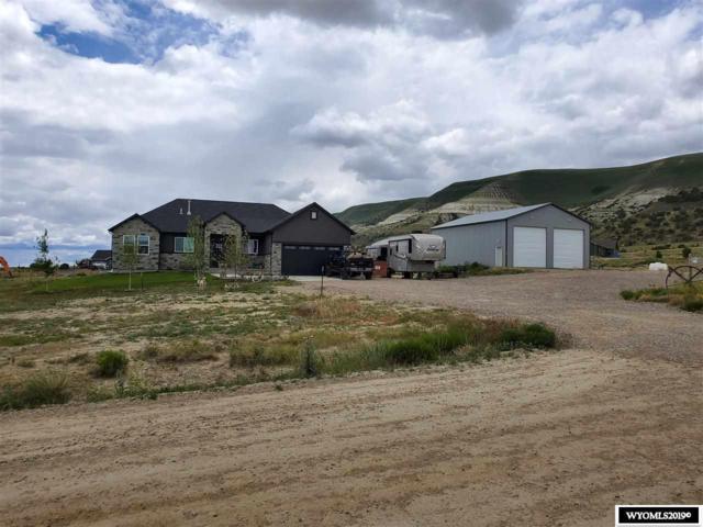 31 Rodeo Drive, Rock Springs, WY 82901 (MLS #20193489) :: Real Estate Leaders