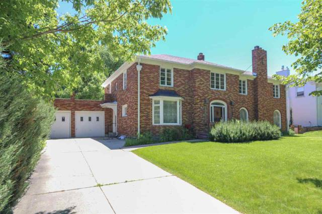 1125 S Wolcott, Casper, WY 82601 (MLS #20193523) :: Lisa Burridge & Associates Real Estate