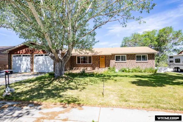 406 Sapphire Street, Rock Springs, WY 82901 (MLS #20193525) :: Lisa Burridge & Associates Real Estate