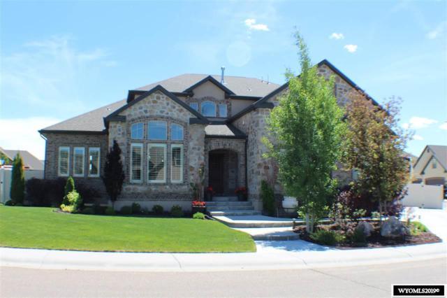 303 Tamarack Drive, Rock Springs, WY 82901 (MLS #20193531) :: Lisa Burridge & Associates Real Estate