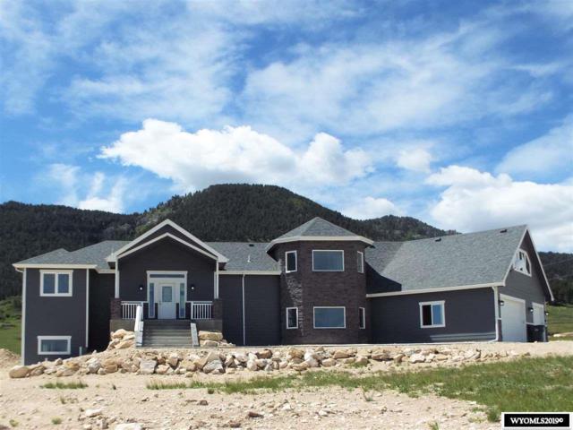 6501 Staghorn Ridge Road, Casper, WY 82601 (MLS #20193532) :: Lisa Burridge & Associates Real Estate