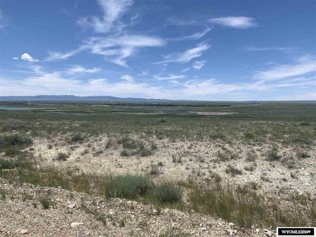 Lot 7, Block 1 Mountain View Estates, Saratoga, WY 82331 (MLS #20193549) :: Lisa Burridge & Associates Real Estate