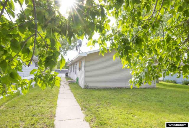612 S 8th, Douglas, WY 82633 (MLS #20193581) :: RE/MAX The Group
