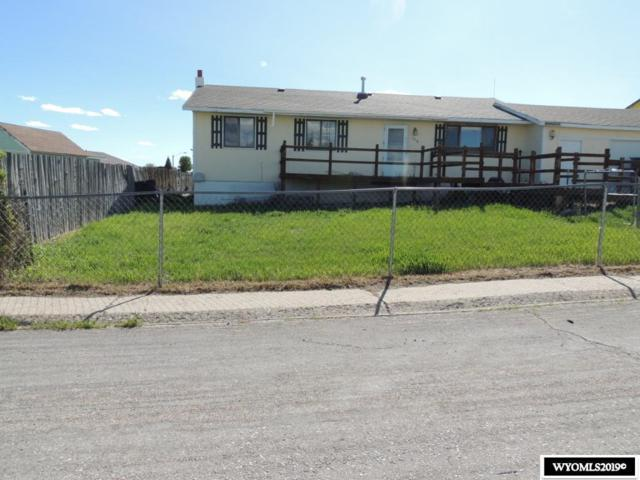 1018 Trona Court, Hanna, WY 82327 (MLS #20193585) :: Real Estate Leaders