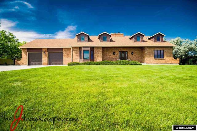6230 S Chestnut Street, Casper, WY 82601 (MLS #20193599) :: Real Estate Leaders