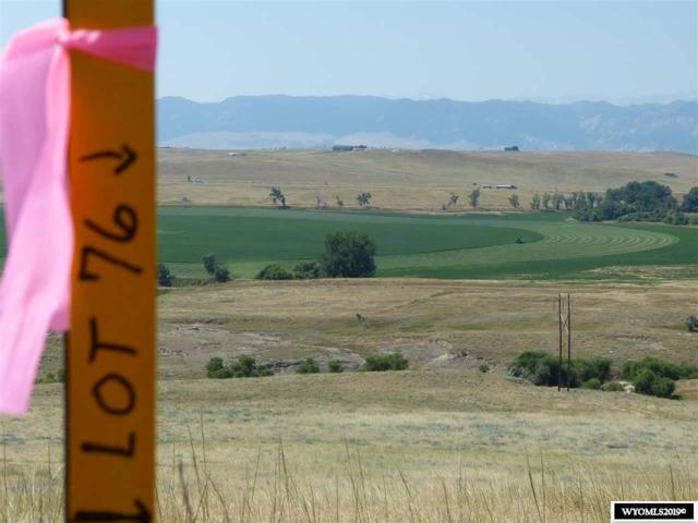 Lot 76 Shoreline Drive, Buffalo, WY 82834 (MLS #20193609) :: RE/MAX The Group