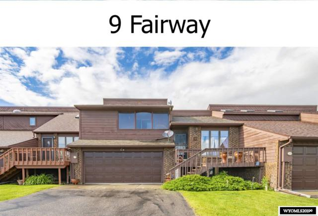 9 Fairway Drive, Douglas, WY 82633 (MLS #20193615) :: RE/MAX The Group