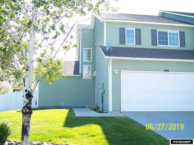 408 Arrowhead Way, Rock Springs, WY 82901 (MLS #20193635) :: RE/MAX The Group