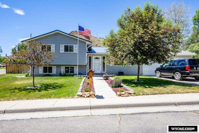 400 Hutton Street, Green River, WY 82935 (MLS #20193646) :: Real Estate Leaders